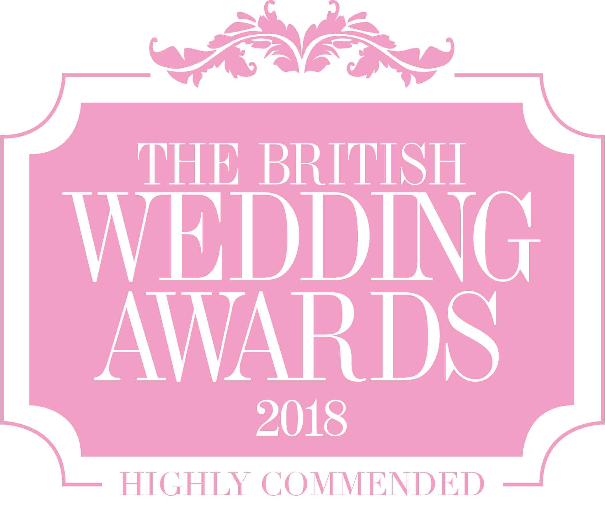 British Wedding Awards Highly Commended Trinity Flowers Wedding Bouquet Preservation