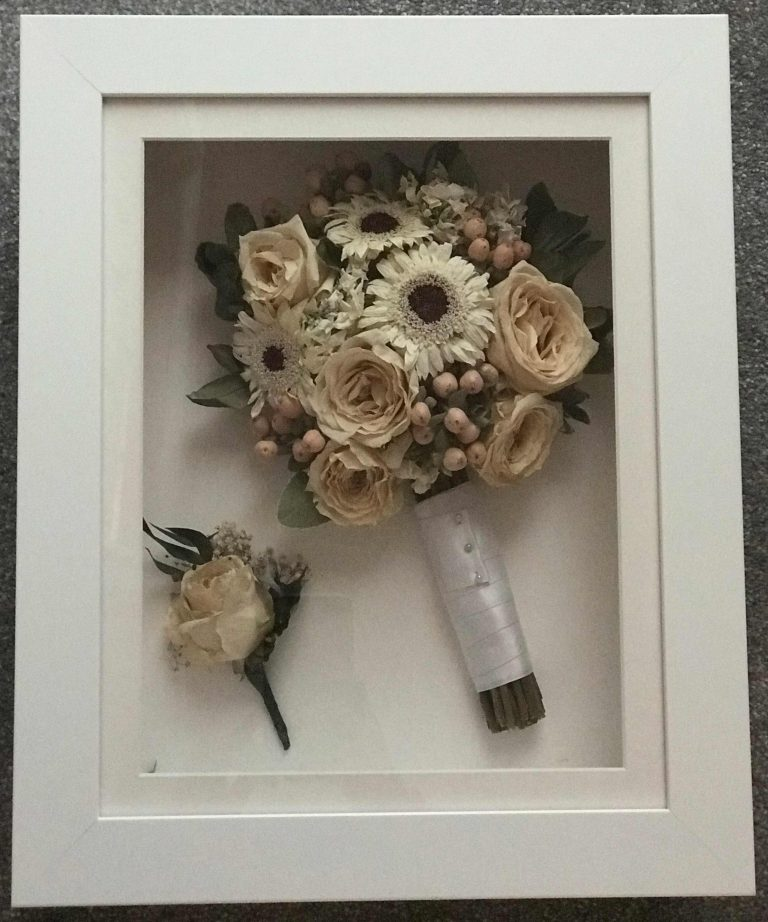 bouquet preservation wedding flowers